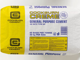 Cockburn Creme Cement