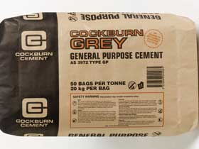 Cockburn General Purpose Grey Cement