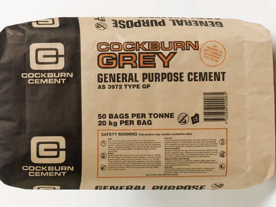 Portland Cement Grey : The landscape yard o connor cement